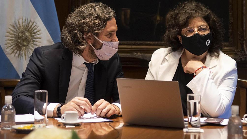 Se analizará el estudio de combinación de vacunas coordinado por el Ministerio de Salud y el Conicet.