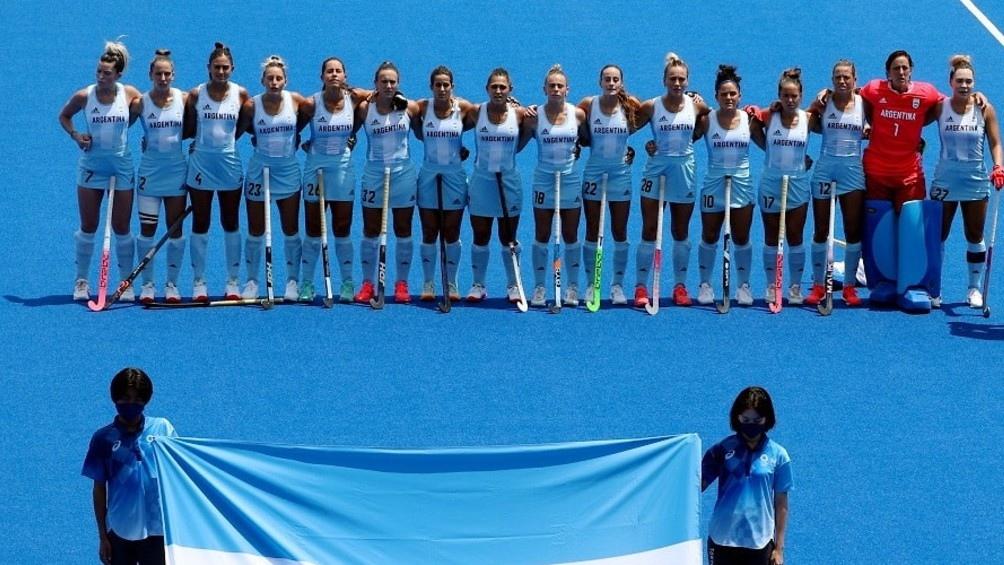 Las Leonas confían en lograr una tercera final olímpica.