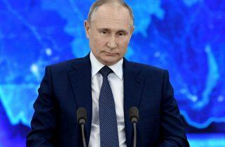 """Antes de las elecciones legislativas, Putin pidió """"patriotismo"""" y """"responsabilidad"""""""