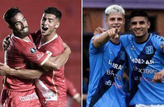 Argentinos Juniors y San Telmo, con público, se enfrentan por cuartos de final