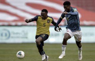 Ecuador de Alfaro visitará a Colombia en un duelo clave de las Eliminatorias