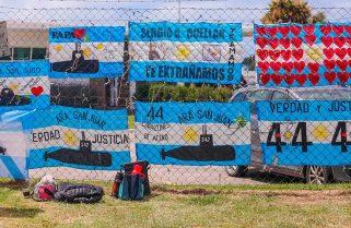"""Familiar de una víctima del ARA San Juan denunció que se sintieron como """"en plena dictadura"""""""