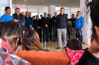 Familiares de los tripulantes celebraron la citación a indagatoria a Mauricio Macri