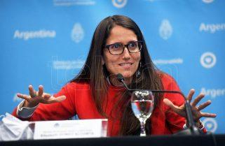 """Gómez Alcorta: el Programa Registradas busca """"generar empleo y reducir la informalidad"""""""