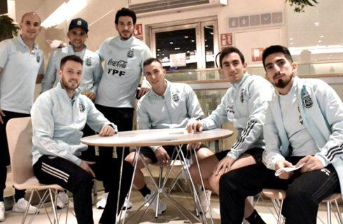 La selección de futsal regresó tras ser subcampeona en el Mundial de Lituania