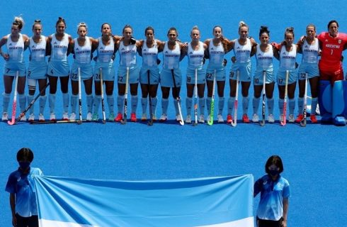 Las Leonas intentarán alcanzar una nueva final olímpica en el choque ante India