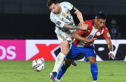 Llegó el seleccionado argentino y descansa en el predio de AFA en Ezeiza