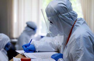 Moscú duplicó la cantidad de hospitalizaciones por coronavirus