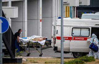 Rusia registró 28.717 casos y un récord de 984 muertes en un día