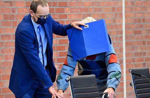 """""""Soy inocente"""", afirmó el alemán de 100 años acusado de crímenes nazis"""