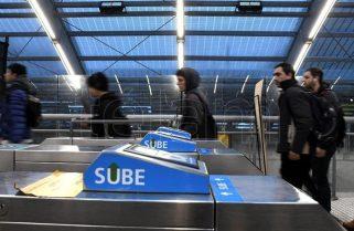 Trabajadores del subte liberaron molinetes para protestar contra el ajuste de Metrovías