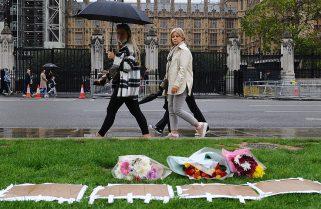 Tras el asesinato de Amess, los parlamentarios británicos revisan su seguridad