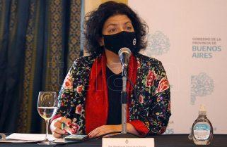 Vizzotti encabeza un encuentro de ministros de Salud de todo el país