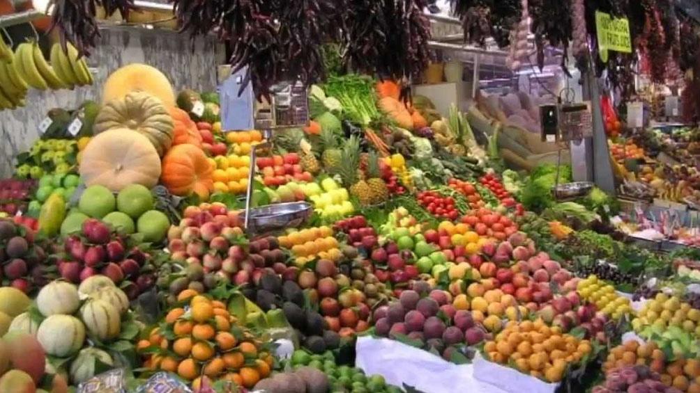 Las mayores subas de precios finales se dieron en el zapallito (80,5%), el tomate (63,2%) y el pimiento rojo (64,9%).