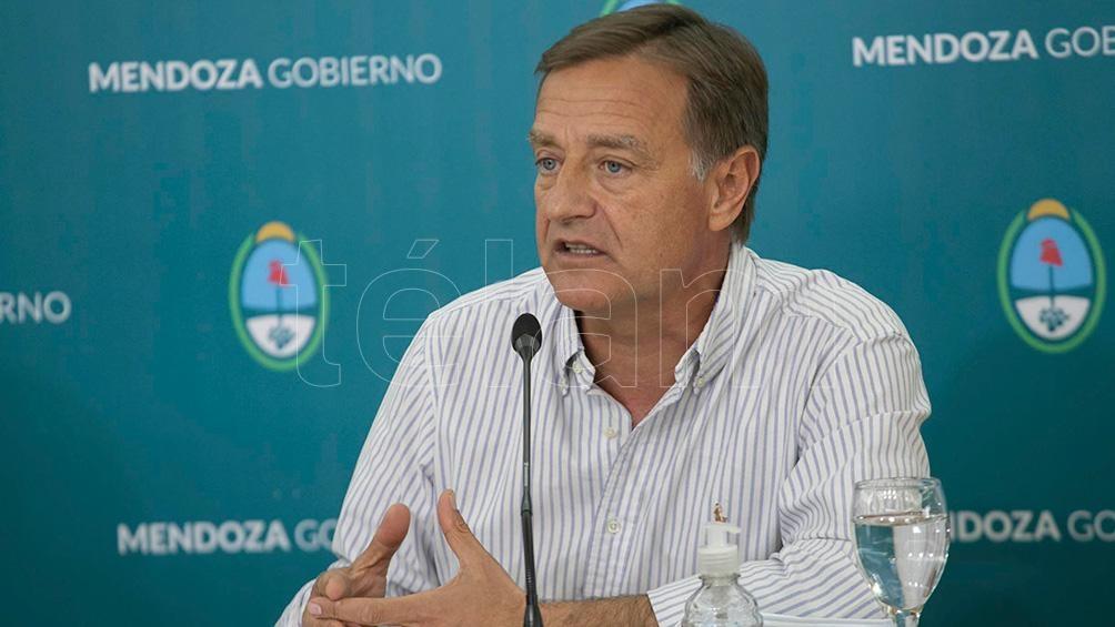 Suárez aseguro que la provincia no acatará el decreto presidencial