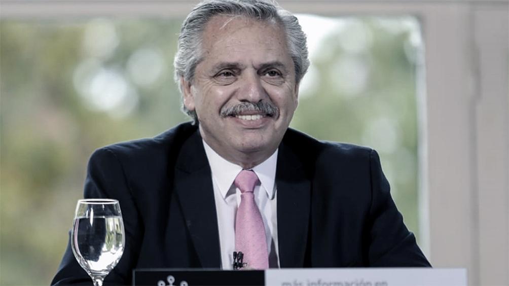 El presidente de la Nación realizará su intervención desde la Costa Atlántica.