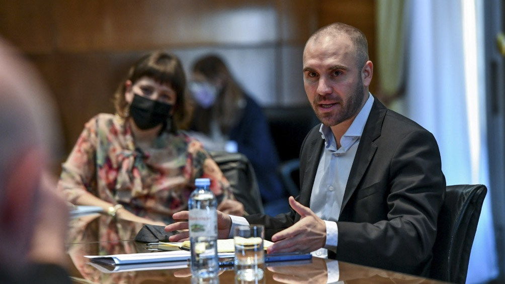 Guzmán formuló declaraciones durante un encuentro con el Comité Ejecutivo de Argencon.